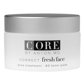 Core Products Newport Beach - fresh face