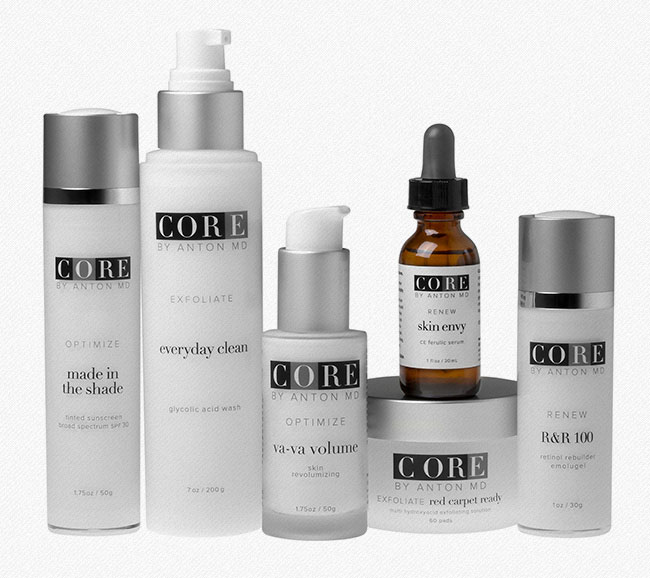 CORE Skin Care Products